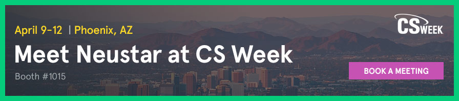 Meet Neustar at CS Week