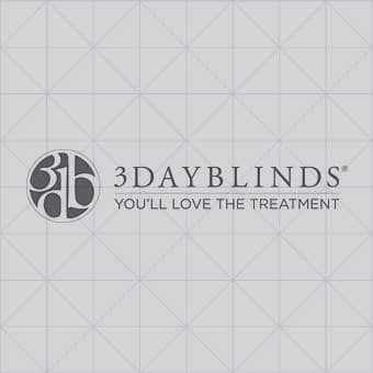 three day blinds logo