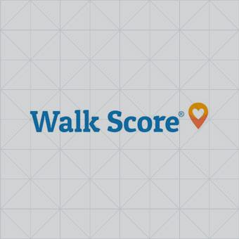 walk score logo