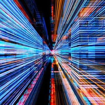 计算机生成的抽象艺术品