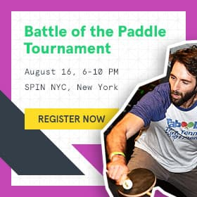 Neustar Battle of the Paddle: Register Now