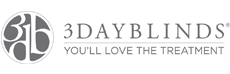 3 day blinds logo