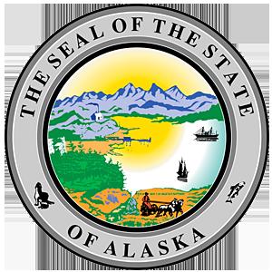 state of Alaska seal