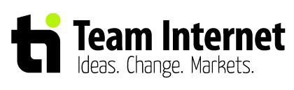 team internet company logo