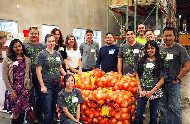 Employee Volunteers photo