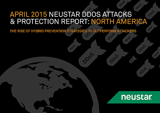 DDoS Report Cover