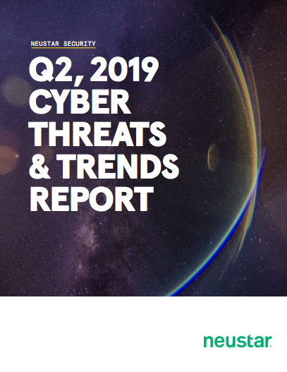 cover of threat report
